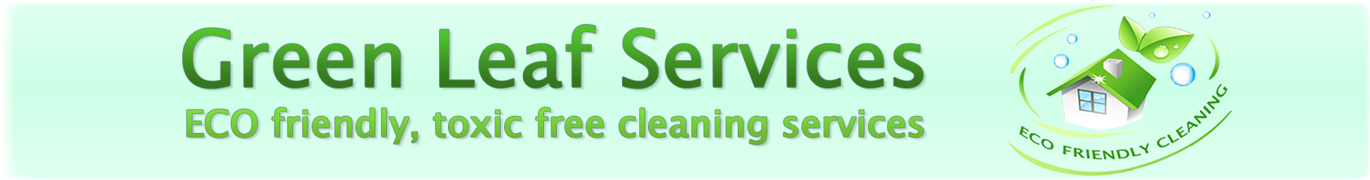 Green Leaf Services Dublin Eco friendly cleaning services, the greenest cleaners in Dublin
